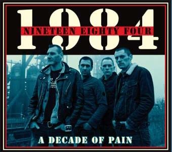 1984: A decade of pain CD