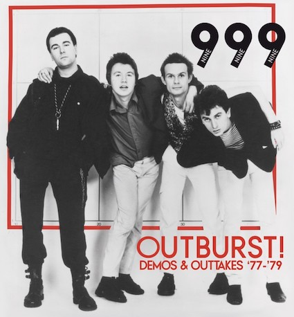 999 : Outburst demos & outtakes 77-79 LP