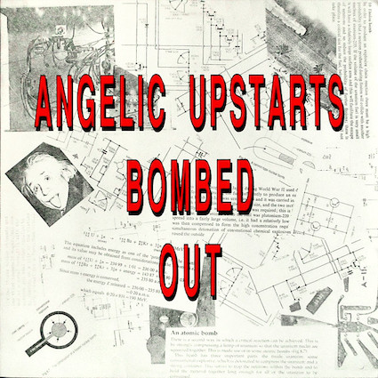Angelic Upstart : Bombed Out LP