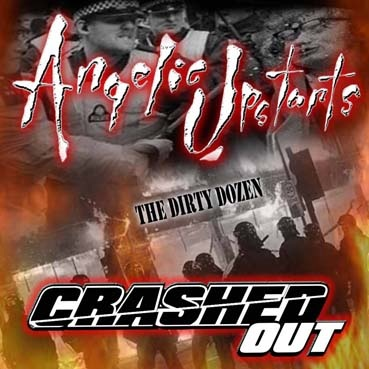 Angelic Upstarts/Crashed Out: Split LP