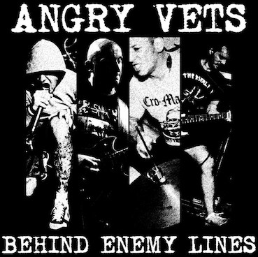 Angry Vets : Behind enemy lines CD