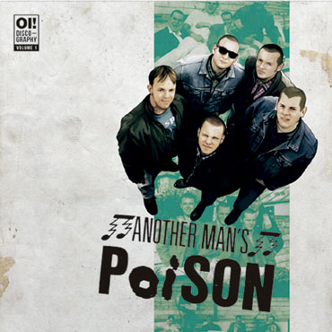 Another Man's Poison : Oï discography vol 1 LP (Green)