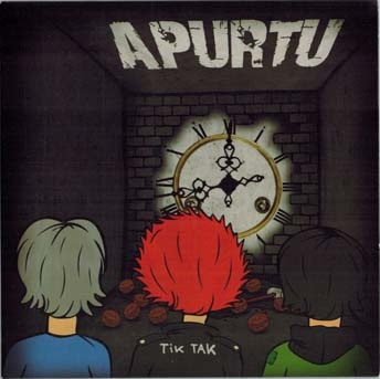 Apurtu: Tik tak LP + CD