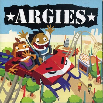 Argies: Click off CD