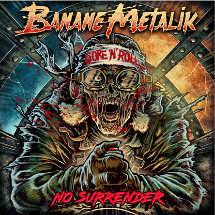 Banane Metalik : No surrender LP