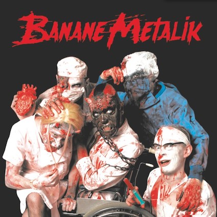 Banane Metalik: Sex, blood & Gore'n'roll CD