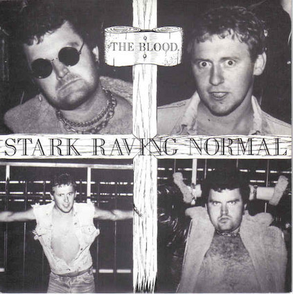 Blood (The) : Stark raving normal EP