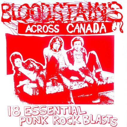 Bloodstain across Canada: LP