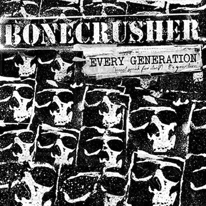 Bonecrusher : Every generation LP