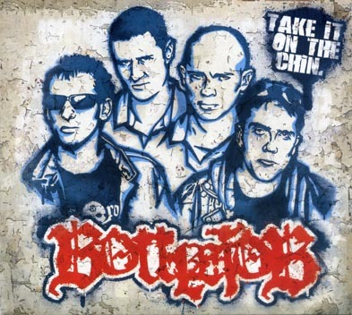 Bottlejob: Take it on the chin CD