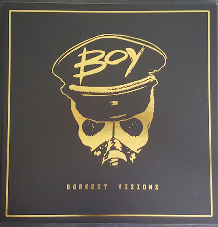 Boy : darkest visions (gold) LP