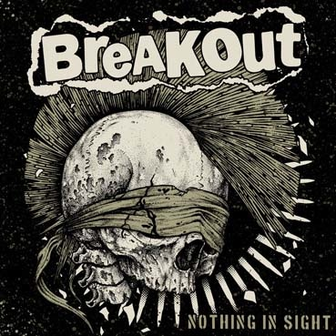 Breakout : Nothing in sight CD