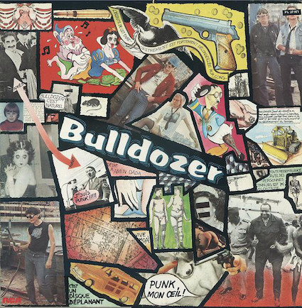 Bulldozer : CD