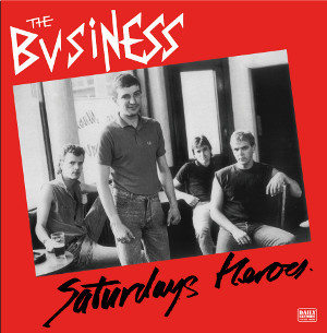 Business : Saturdays Heroes LP