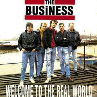 Business (The): Welcome to the real world LP