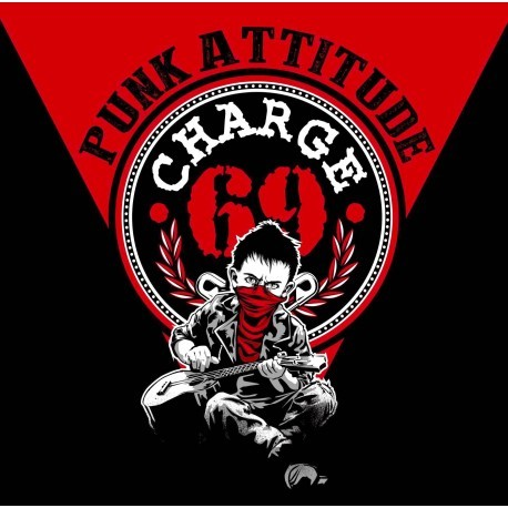 Charge 69 : Punk attitude CD
