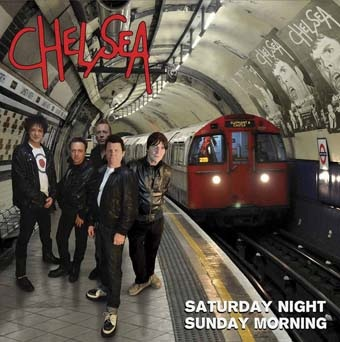 Chelsea : Saturday night, sunday morning LP