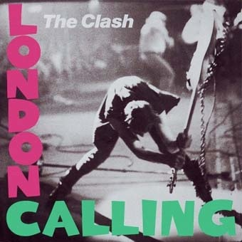 Clash (The) : London calling doLP