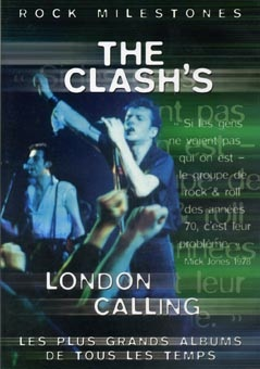 Clash's London calling DVD