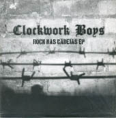 Clockwork Boys: Rock nas cadenias 7""