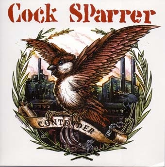 Cock Sparrer: Contender EP