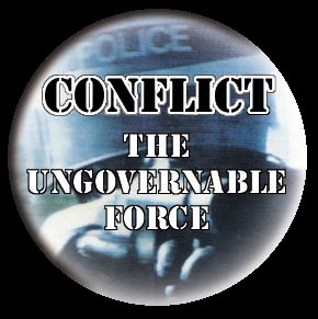 Confict ungovernable force