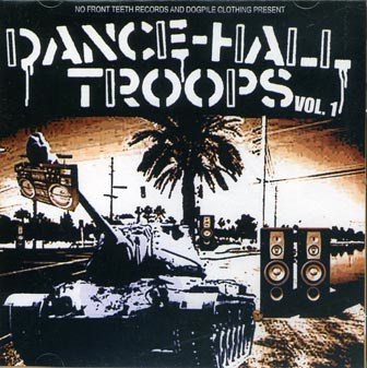 Dance Hall troops CD