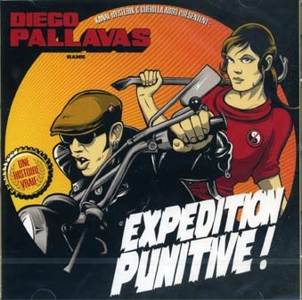 Diego Pallavas: Expedition punitive LP
