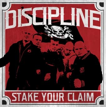 Discipline : Stake your claim CD