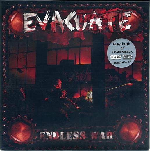 Evacuate: Endless war EP