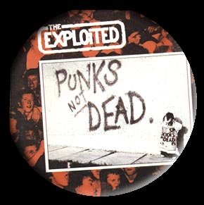 Exploited Punks not dead