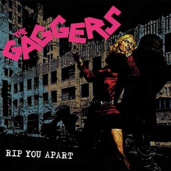 Gaggers : Rip you apart LP