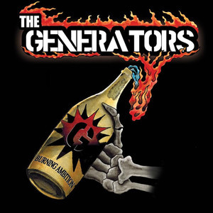 Generators : Burning ambition LP