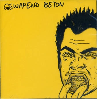 Gewapend Beton: Big dumb kids LP