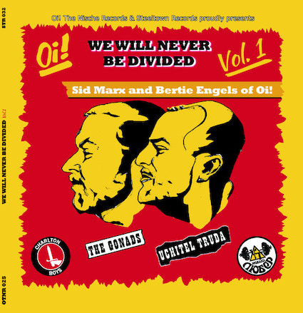 Gonads/Uchitel truda (we will never be divided vol 1) : EP