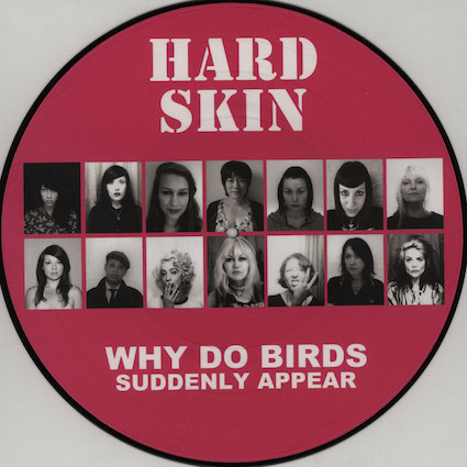 Hard Skin : Why do birds suddenly appear PictLP