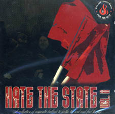 Hate the state : Vol. 2 CD