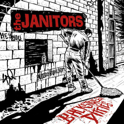 Janitors : Backstreet ditties LP