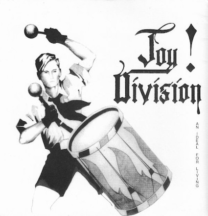 Joy Division : An ideal for living EP