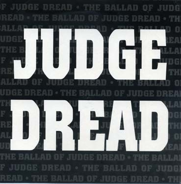 Judge Dread: The ballad of judge dread EP