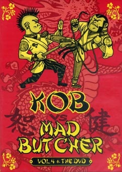 KOB vs Mad Butcher DVD