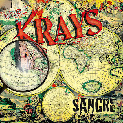 Krays (The): Sangre LP