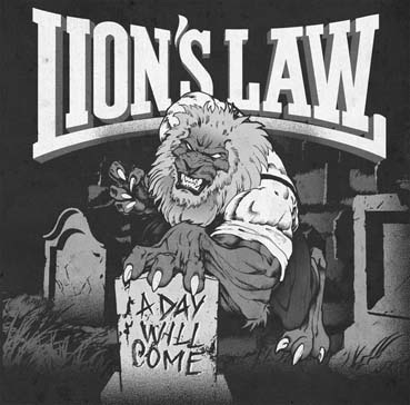 Lion's Law: A day will come LP