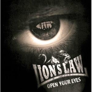 Lion's Law : Open your eyes CD