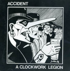 Major Accident :A clockwork legion CD