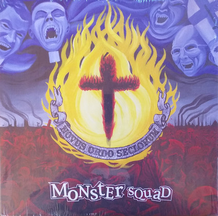 Monster Squad : Fire the faith LP