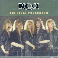 NCA : Final punksound CD