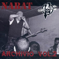 Nabat : Archivio vol 2 CD