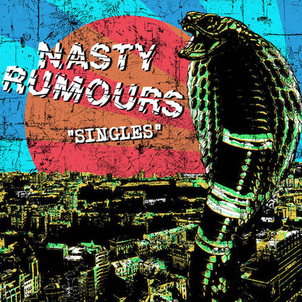 Nasty Rumours : singles LP