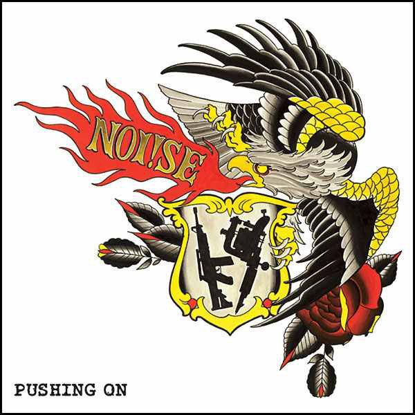 Noi!se : Pushing on CD